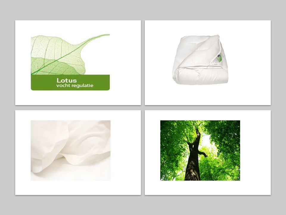 lotus dekbed