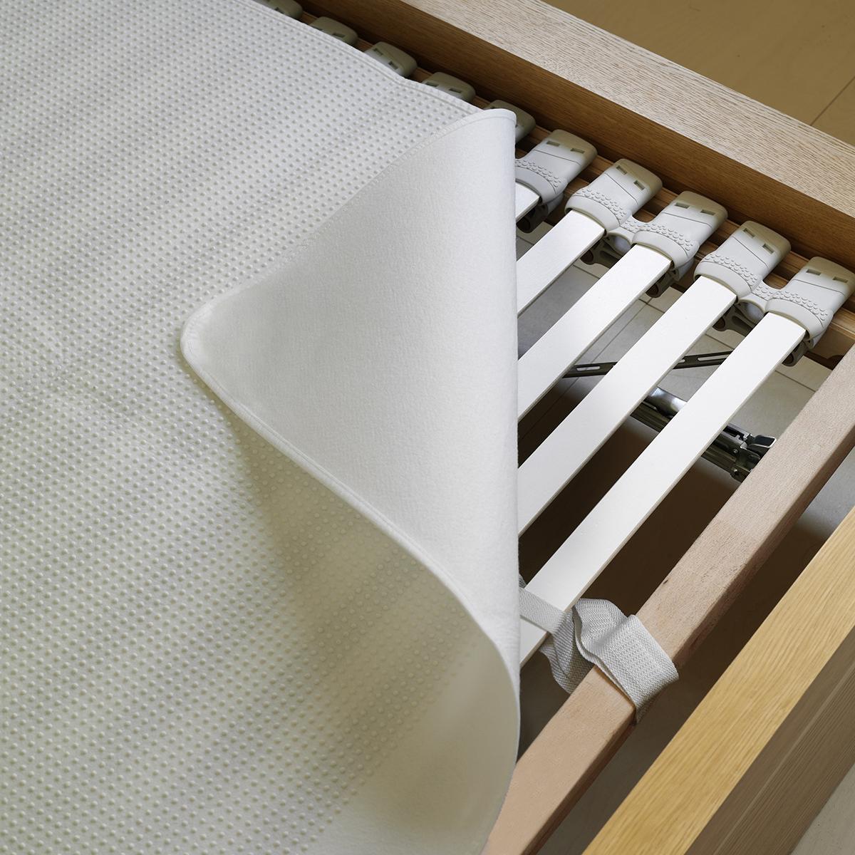 Topnop matrasbeschermer