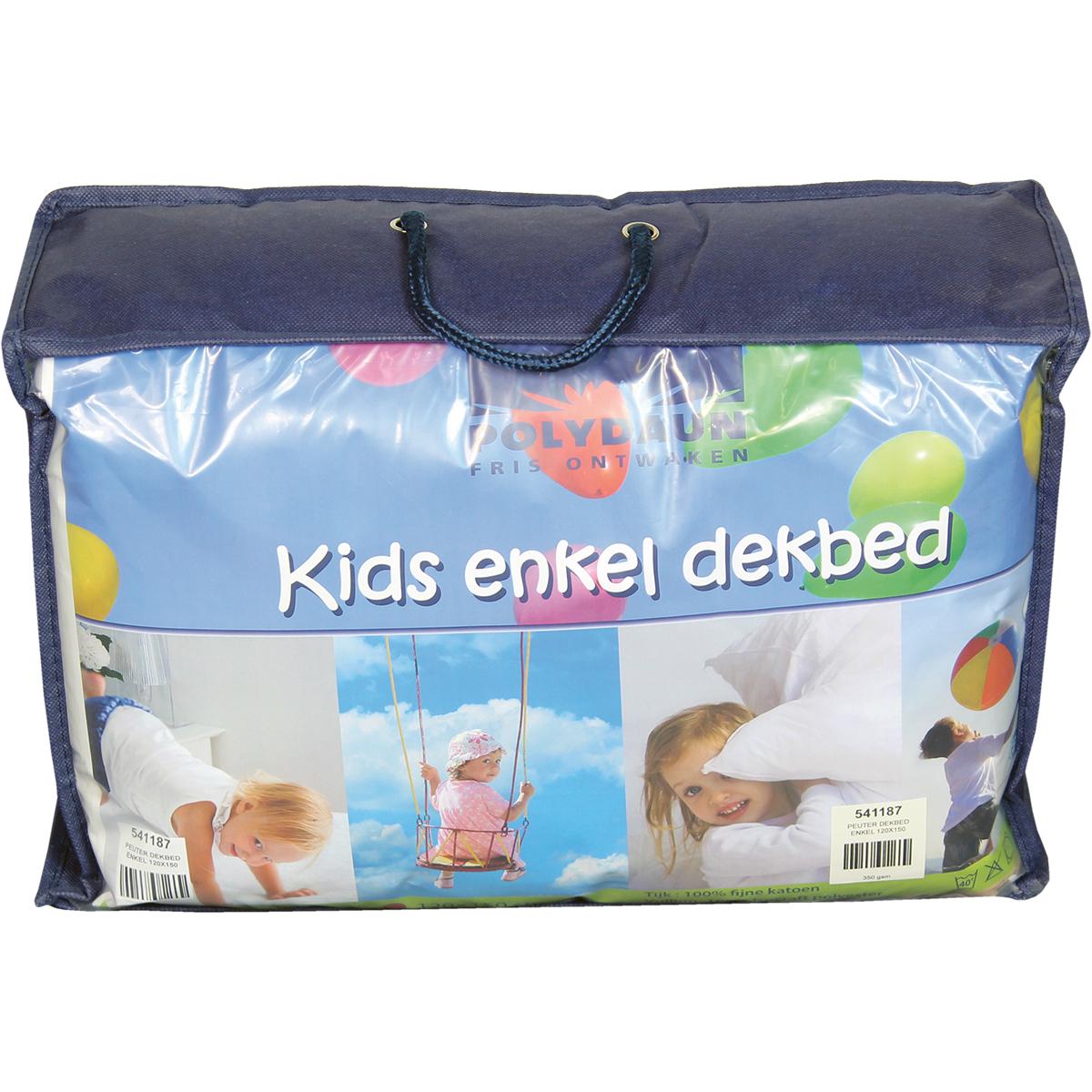 Verpakking Micky kinderdekbed