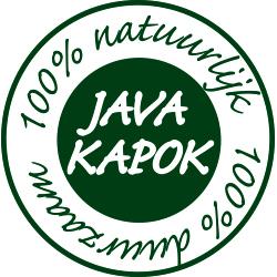100% natuurlijke kapok