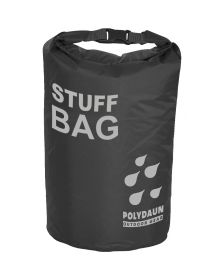 Polydaun Stuff bag zwart